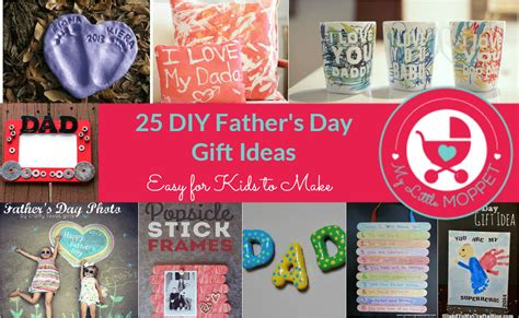 fathers day diy gifts 25 easy diy father s day gift ideas