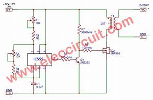 Efficient Flyback Driver Circuit Using Ic
