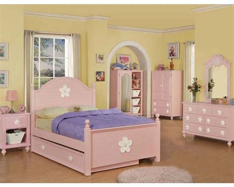 Pink Bedroom Set by Acme Furniture Bedroom Set In Pink Ac00735tset
