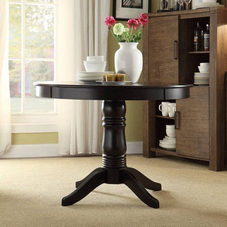 kitchen tables walmart dining table black walmart