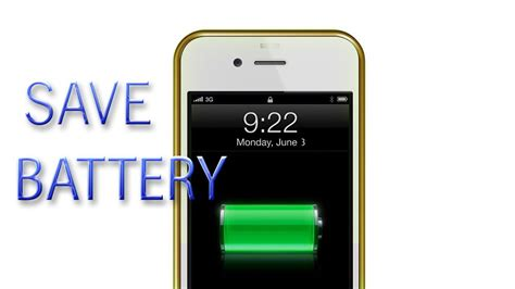 how to save battery on iphone 5 how to iphone 5 save battery life easy steps youtube How T