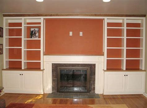fireplace surround fireplace surround built in something like this for our