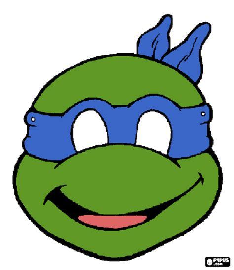 HD wallpapers mask template ninja turtle