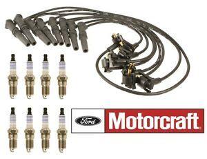 Ford Mustang Sohc Platinum Spark Plugs