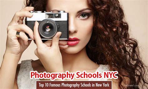 top  famous photography schools   york