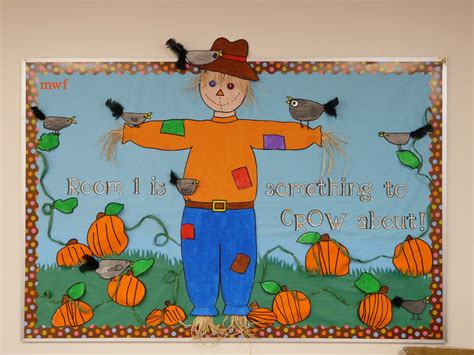 fall bulletin boards amp classroom ideas archives 795 | Fall Bulletin Boards 8