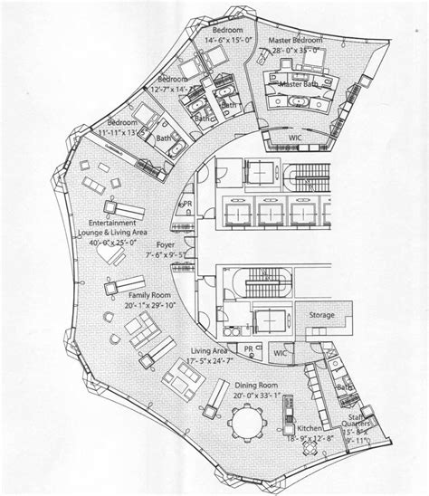 cool floor plans penthouses in chicago floor plans spired condo