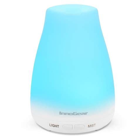 fragrance oil diffuser l innogear 100ml aromatherapy essential oil diffuser