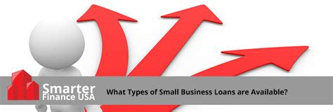 Small Business Loan Types