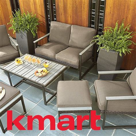 up to 70 kmart patio furniture sale kmart