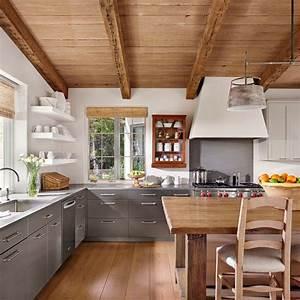 cuisine meuble cuisine campagne fonctionnalies ferme With meuble cuisine style campagne