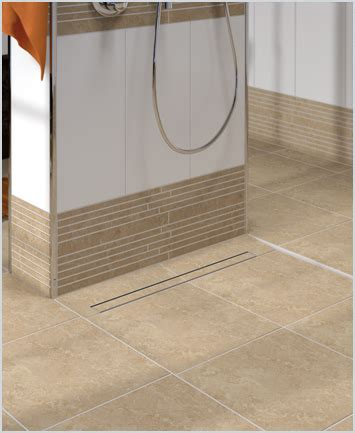 elements tub 174 line sealed floor channel drain