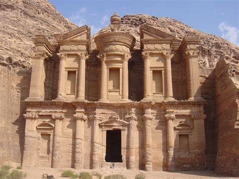 Petra Jordantourism In The Word