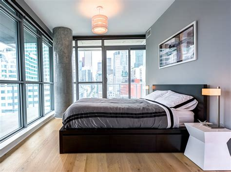 bachelors pad bedrooms  young energetic men home