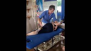 How To Manipulate  Hvt  The Lumbar Spine Of L4  L5  U0026 L5  S1