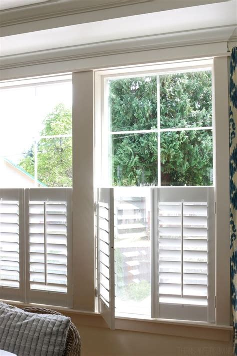 plantation shutter blinds best 25 plantation shutter ideas on white