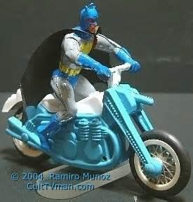 ramiro munoz batman figures culttvmans fantastic modeling