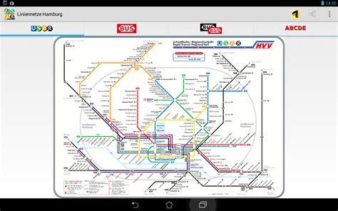 hamburg buslinien karte  blog