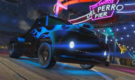 Grand Theft Auto Online Goes Offline On Xbox