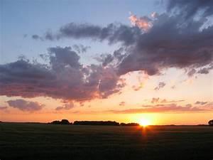 North Dakota Sunset by idolminds on DeviantArt