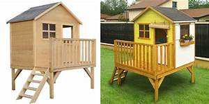 Maisonnette En Bois Castorama : cabane en bois pas cher castorama maison design ~ Dailycaller-alerts.com Idées de Décoration