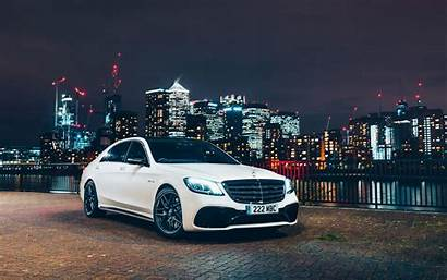 Mercedes Amg 4k S63 4matic Wallpapers Benz