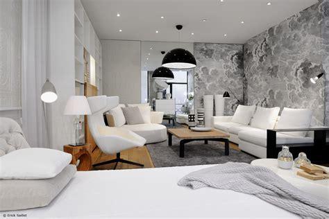 flexform canapé a la suite d hôtel claude cartier décoration