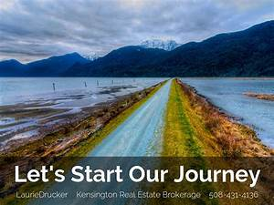 Let's Start our Journey by Laurie Drucker