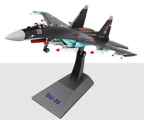 1/48 Scale Modern Military Aircraft Model, Russia Su-35