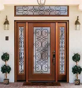 Porte Entree Maison : porte d 39 entr e pour maison ~ Premium-room.com Idées de Décoration