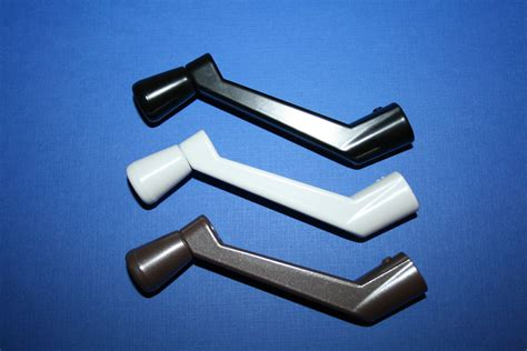 crank handle   white black bronze  beige window repair parts
