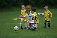 YMCA Soccer Game