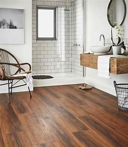 Parquet Salle De Bain : parquet salle de bain comment faire le bon choix ~ Dailycaller-alerts.com Idées de Décoration