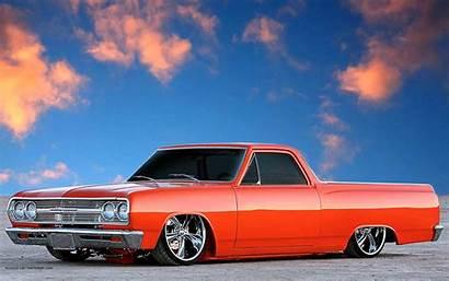 Custom Cars Wallpapers El Camino Muscle 1965