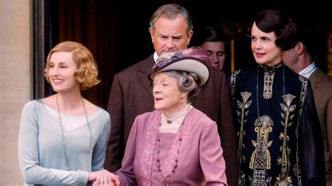 'Downton Abbey' movie plot revealed: Guess who's coming to ...