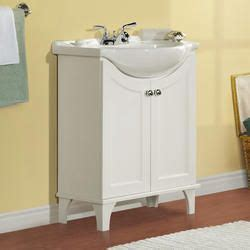 """At american standard it all begins with our unmatched legacy of quality and innovation that has lasted for more than 140 years.we provide the style and performance that fit perfectly into the life, whatever that may be. Magick Woods 26"""" Concord Collection Vanity Ensemble at Menards 