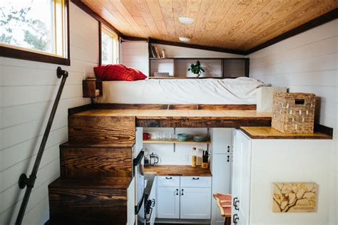 how to build built in cabinets the chimera wind river tiny homes