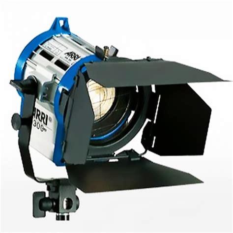 arri 300w fresnel lighting rentals equipment