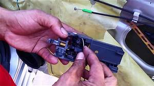 Central Lock New Wire Installation For New Model Car