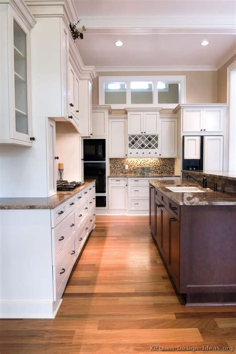 pictures  kitchens traditional  tone kitchen cabinets kitchen