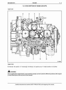 New Holland W130    W130tc Wheel Loader Workshop Manual Pdf