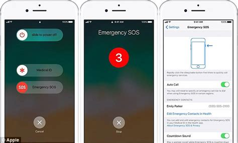 This simple iPhone hack could save your life | Daily Mail ...
