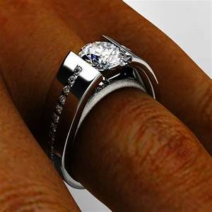 man made diamond rings az wedding promise diamond With man made diamond wedding rings