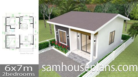 One Story House Archives SamHousePlans