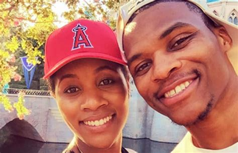 Russell Westbrook Is Reportedly Getting Hitched This