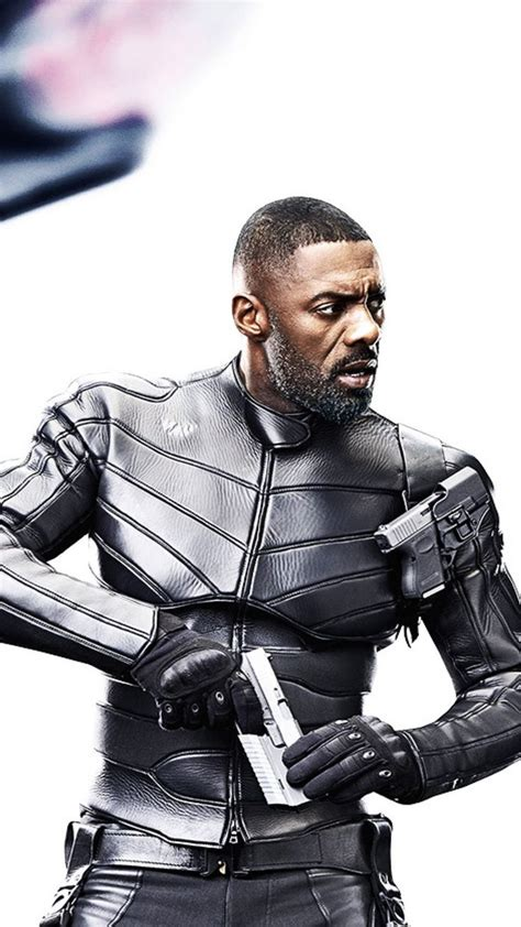 Idris Elba In Fast And Furious Presents Hobbs Shaw Free 4k
