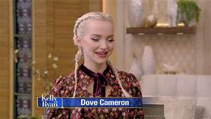 Dove Cameron Live With Kelly and Ryan 07 17 2017 - YouTube