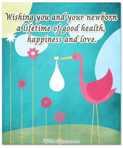 newborn baby congratulation messages  adorable images