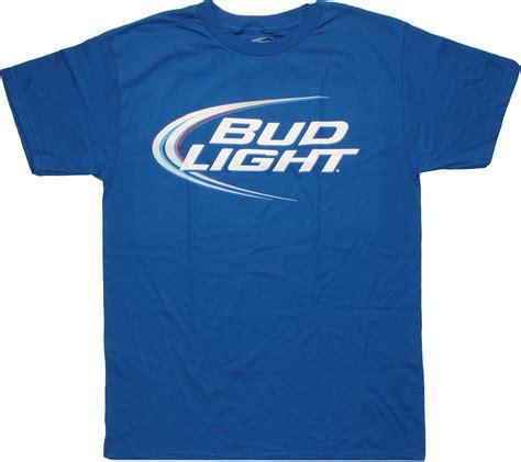 bud light t shirt bud light logo t shirt