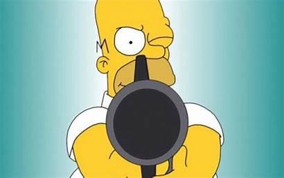 Simpson Bart Gun Supreme Funny Wwwtopsimagescom